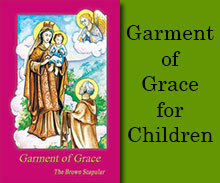 Garment of grace for children