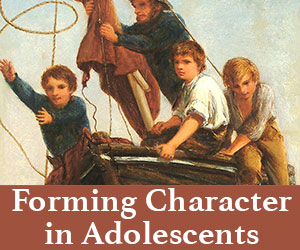 Forming Character