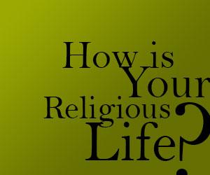 The religious life
