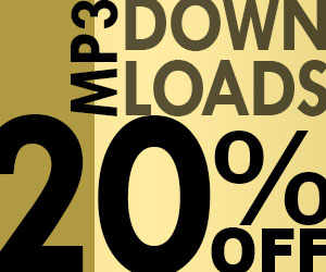 MP3 20% off Sale