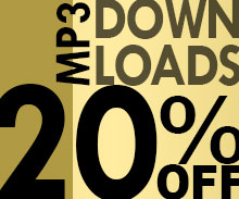 MP3 20% off Sale
