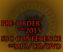 preorder 2015 SBC Conference