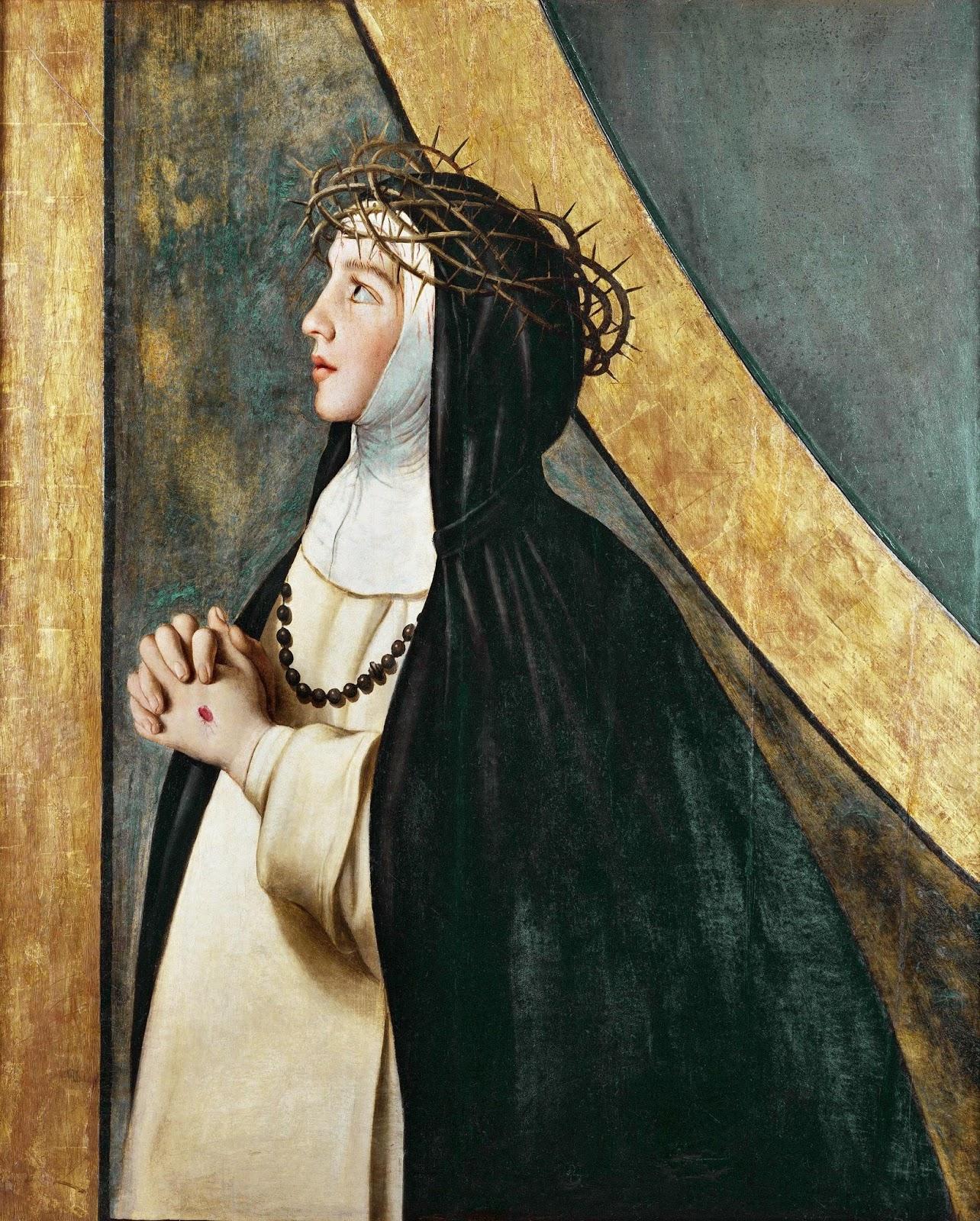 saint catherine of siena catholicism org